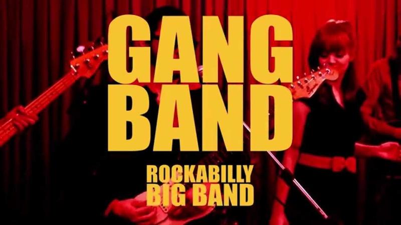 Gang Band Rockabilly - Ace Of Spades