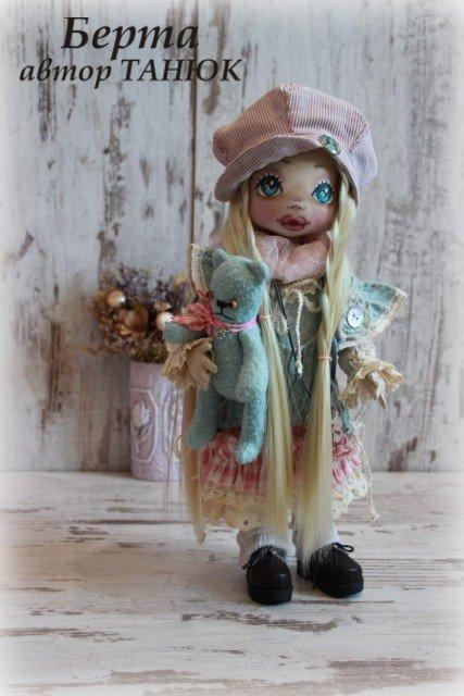куклы бохо шик