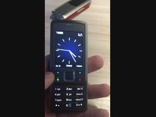 Nokia 6300i All Gray, Prototype.