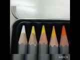Акварельные карандаши. 36 цветов. Металлическая упаковка. Marco Raffine