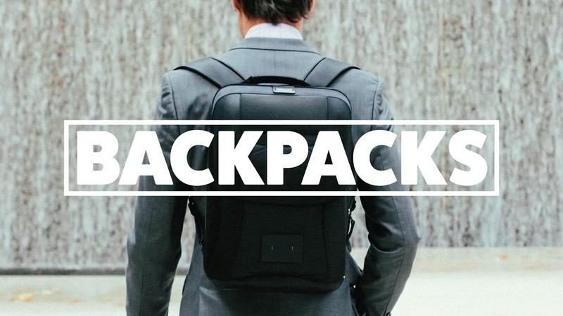 5 Smart Backpacks for Traveling