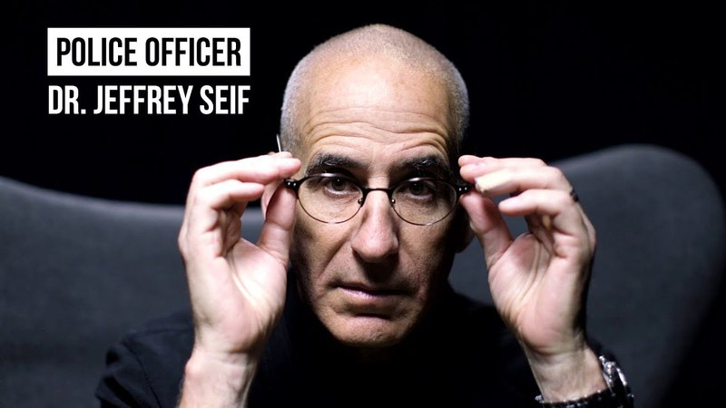 Dr. Jeffrey Seif, a Jewish police officer who found Jesus!