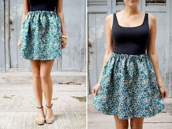 Шить юбки своими руками