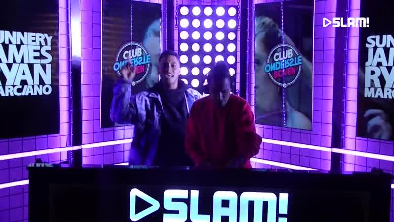 Sunnery James Ryan Marciano (DJ-set) | SLAM!