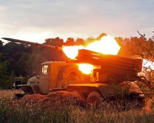 В 64 километрах от Таганрога найдены неразорвавшийся снаряды установки «Град» и «Ураган»