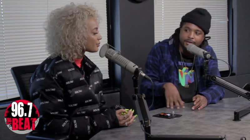 DaniLeigh Interview with Moran Tha Man