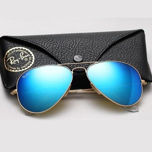 Солнцезащитные очки Ray Ban авиатор (Рей Бен авиаторы)  74e3fe4d04fff