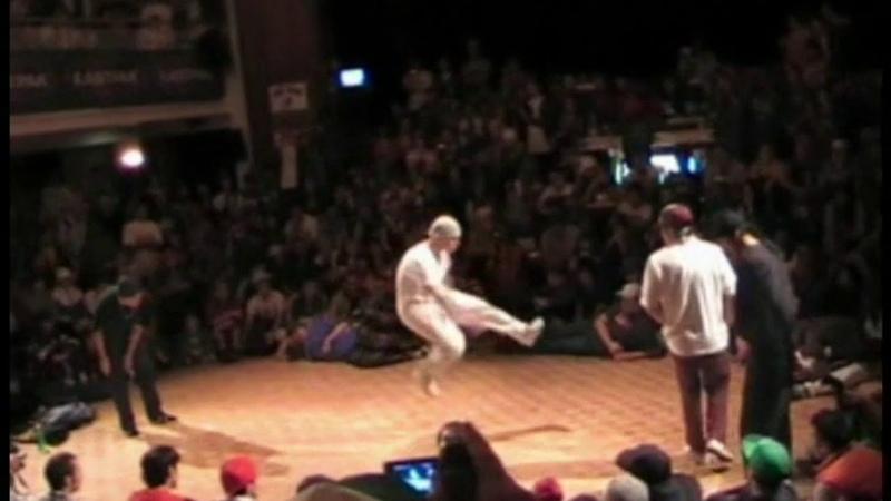 Cockroach (Torb The Roach/Parkes) vs Jinjo (Wing/Skim) | Circle KIngz 2008 Final
