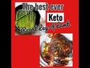 The best ever Keto halal Roast Lamb