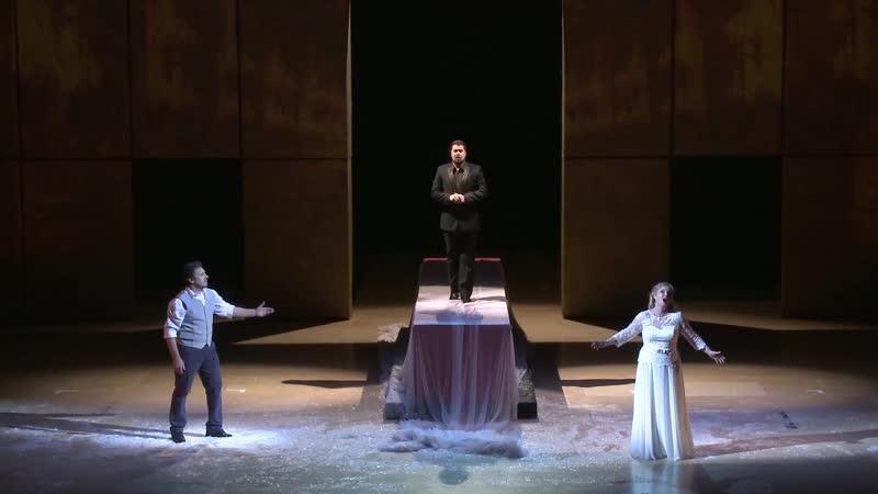 Финальное трио из оперы Шарля Гуно Фауст