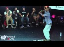 IBUKI vs SLIM BOOGIE | Freestyle Battle FInal | DANCE@Live World Cup 2013 Singapore
