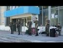 Курсанты НВВКУ поют гимн 2 батальона