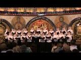 Хор НПЖДУ на фестивале церковной музыки, г.Хайнувка 2013г,  2часть видео