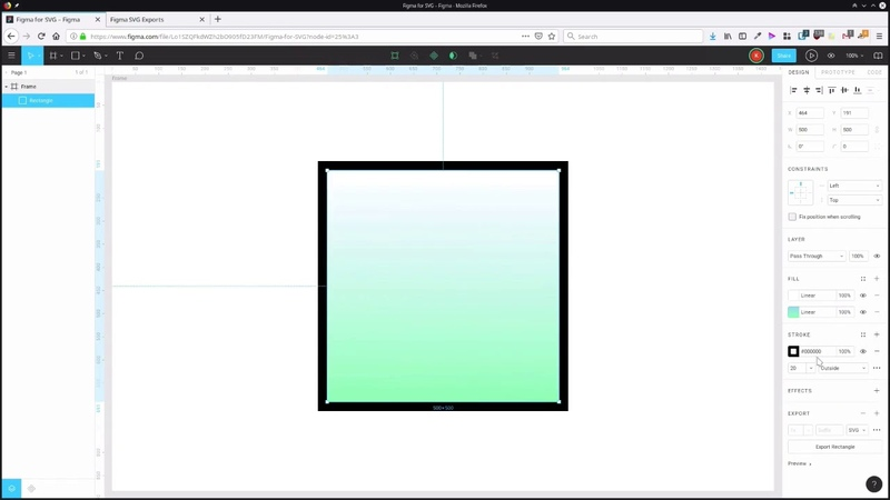Using Figma for SVG Design What Exports Well to SVG