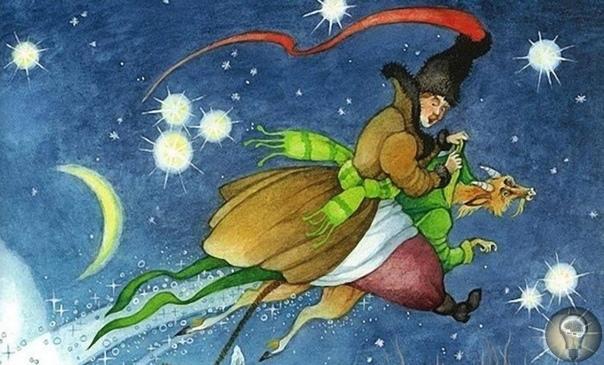 Скрудж, Щелкунчик и лысый Чёрт Герои, без которых не обходится ни Новый год, ни Рождество.«Рождественская песнь в прозе»Один из самых известных праздничных сюжетов «Рождественская песнь в прозе: