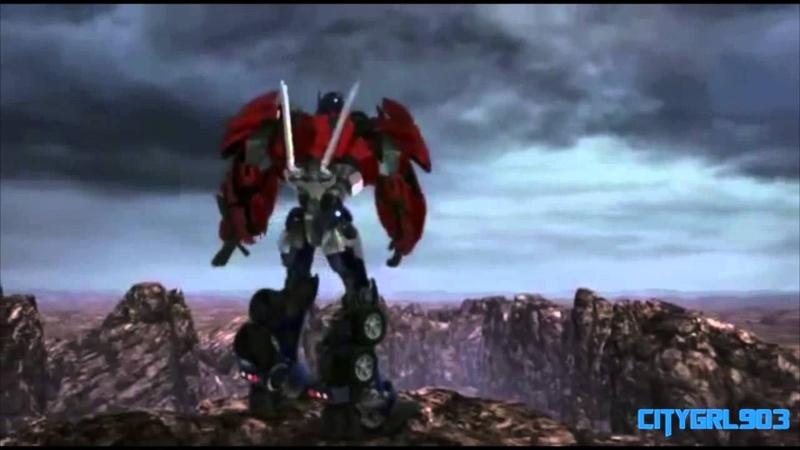 Optimus Prime - Superhero