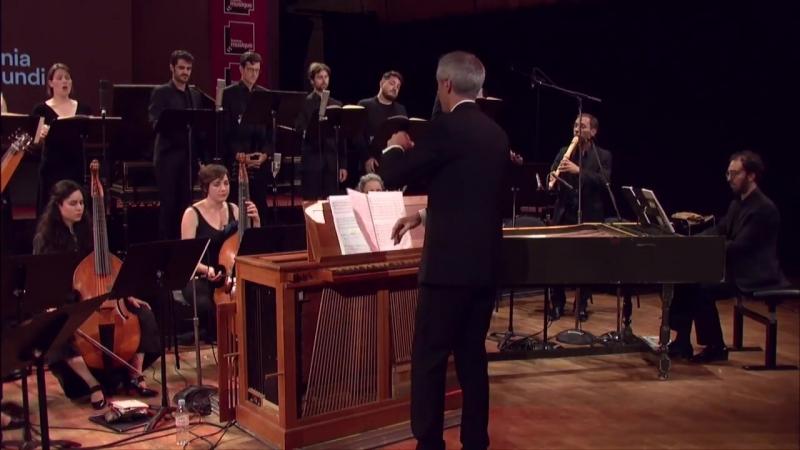 Marc Antoine Charpentier - La Descente d'Orphée aux Enfers (extraits) - Ensemble Correspondances [Sébastien Daucé]