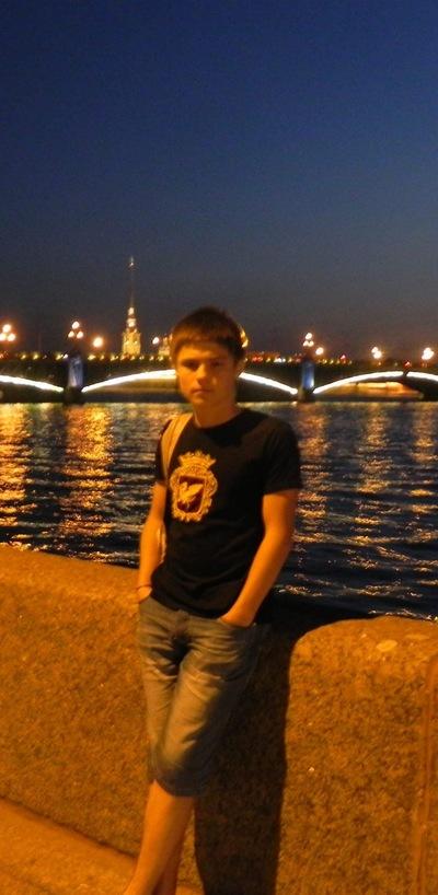 Andrey Bndrk, 21 августа , Москва, id202022226