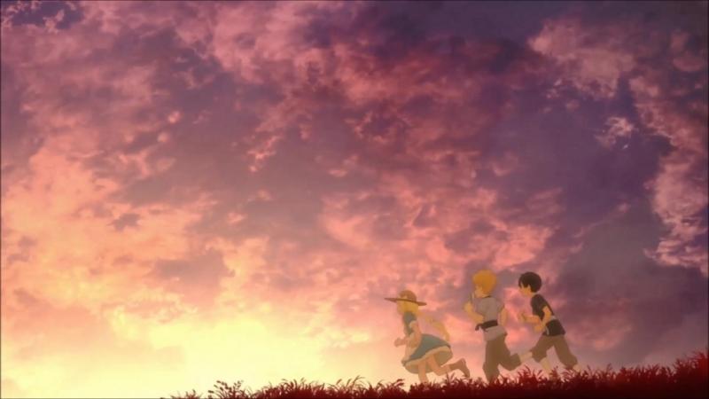 Sword Art Online Alicization OP -EP 1 ED Ver.-