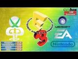 Пресс-конференция Electronic Arts в прямом эфире. E3 2014