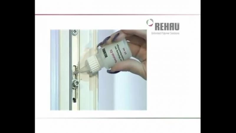 Окна ЭКО - Уход за пластиковыми окнами REHAU