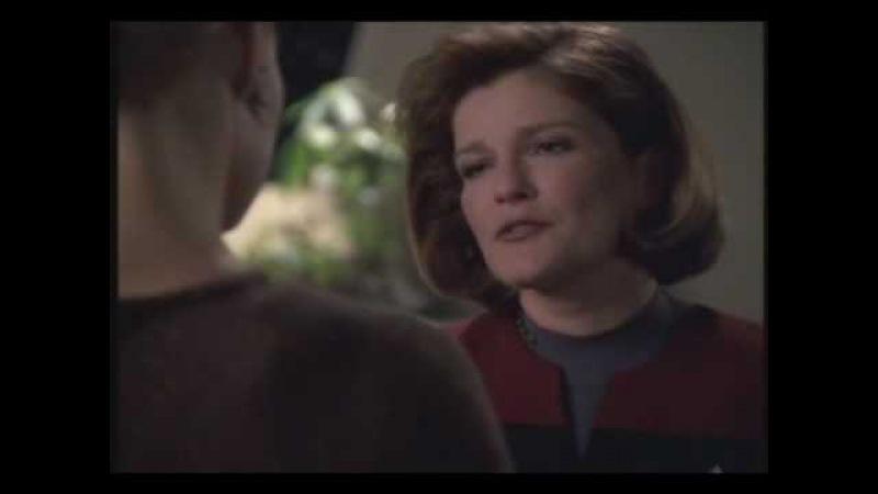 Star Trek Voyager: You owe me nothing (J/7)