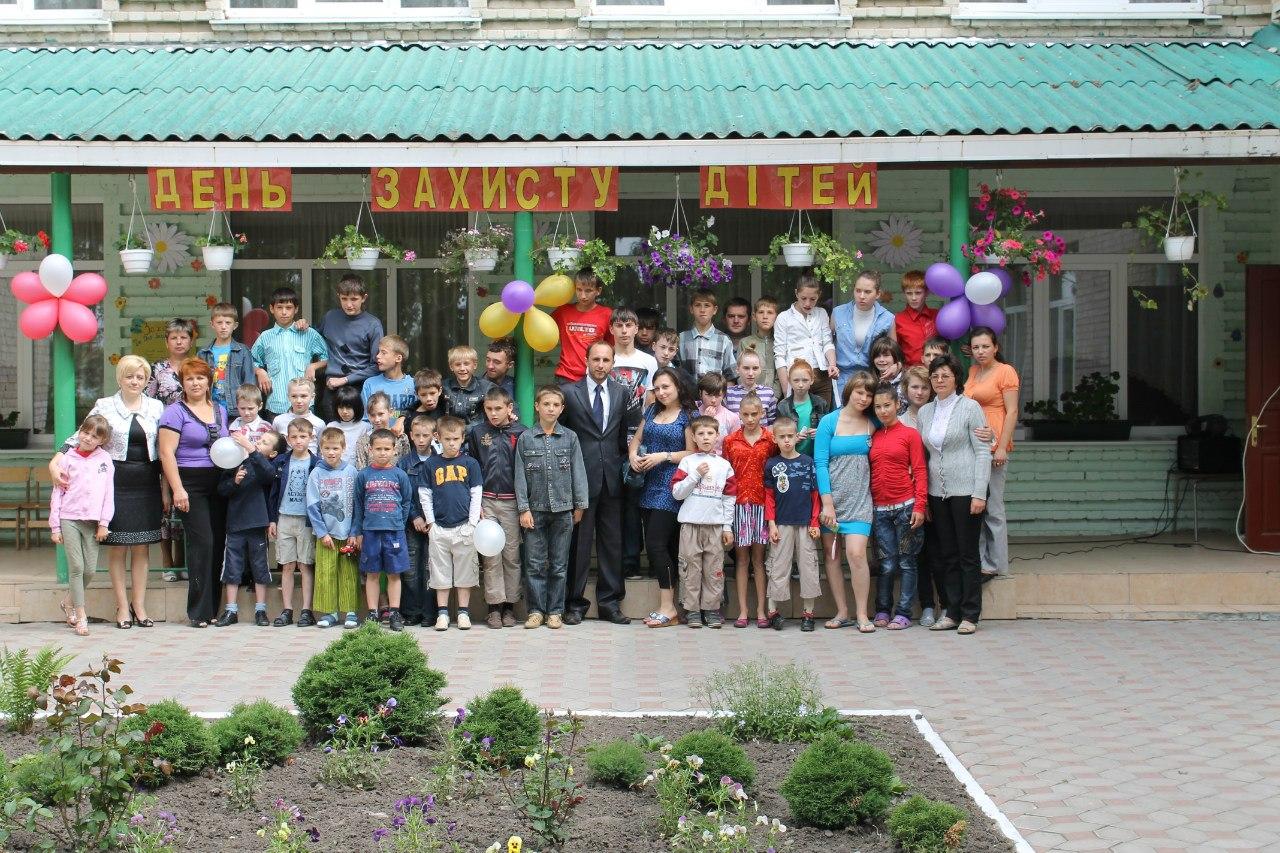 Благодійна акція до Дня захисту дітей у с.Жовтанці - Фоторепортаж