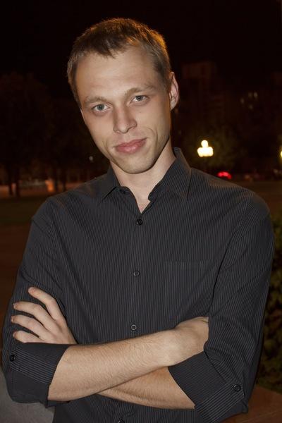 Сергей Лубинец, 18 апреля 1990, Харьков, id219266643