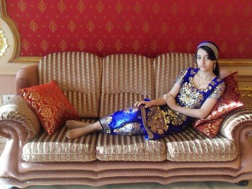 Мода таджикских платьев