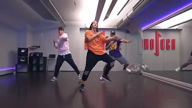 Becky G ZOOTED Choreography by Duc Anh Tran (Beginner Class)