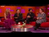 The Graham Norton Show 23x09 - Jo Brand, Toni Collette, Ethan Hawke, Aidan Turner, Liam Payne