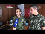 Донецк Испанцы  в ополчении 2014 08 05