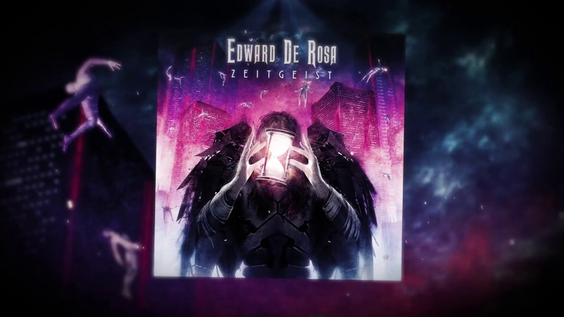 EDWARD DE ROSA - Legend: The Omega Man (Official Lyric Video)