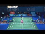 Akane YAMAGUCHI vs PUSARLA V. Sindhu 2017 Dubai World Superseries Final