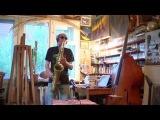 Паром группа Верба импров Legendary William Lee sax+cornet