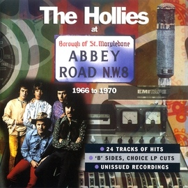 The Hollies альбом The Hollies At Abbey Road 1966-1970