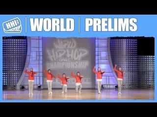 Indigo - Russia (Adult) @ HHI's 2013 World Hip Hop Dance Championship
