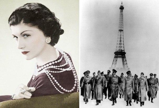 Была ли Коко Шанель нацистской шпионкой