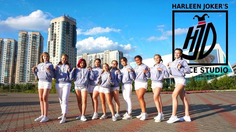 ADVANCE GROUP 12-17 | HARLEEN JOKER'S DANCE STUDIO