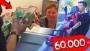 РАСПЛАЧИВАЮСЬ МЕЛКИМИ КУПЮРАМИ ПОКУПАЮ ИГРОВОЕ КРЕСЛО ЗА 60000 Троллинг продавщицы