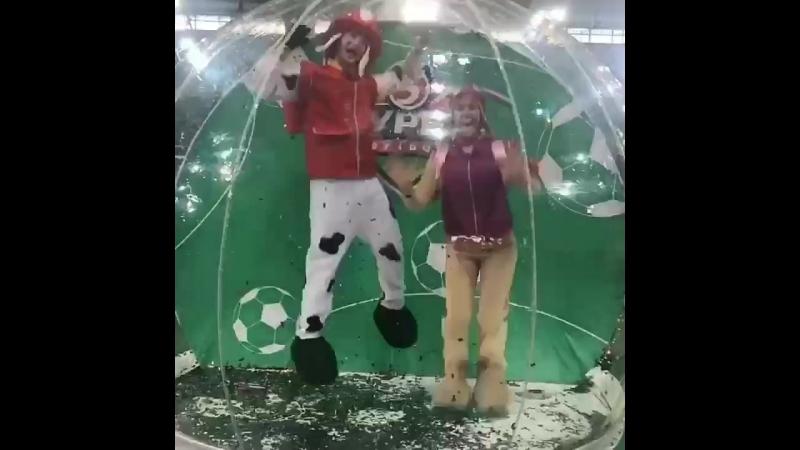 Жмурки на Турбо Футболе-2018
