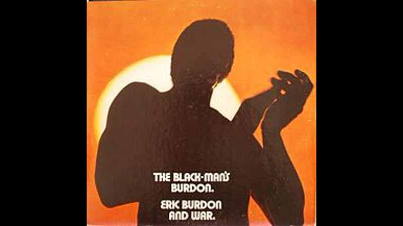 Eric Burdon War - Paint It Black (1970)