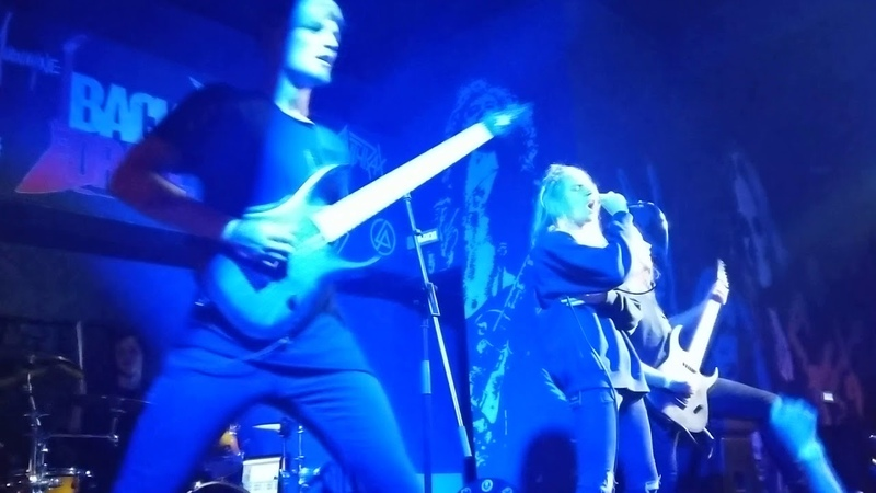 An Argency - The Dol [Live] Minsk, Belarus 08.09.18
