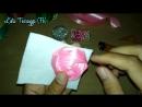 DIY -- Cara Membuat Bros Rose Bund Mutiara 🌸 - Tutorial Bros Simple by Lista Tsurayya