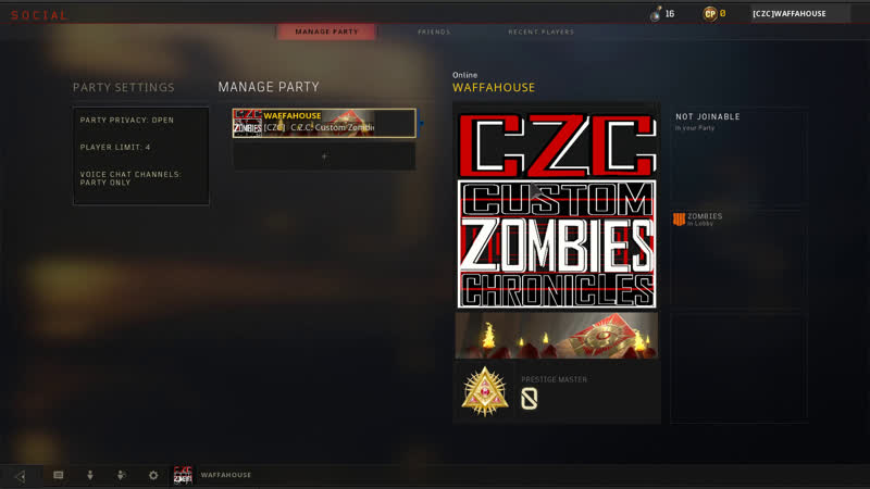 BO4 UNLIMITED XP GLITCH! [STILL WORKING AFTER ALL PATCHES!]