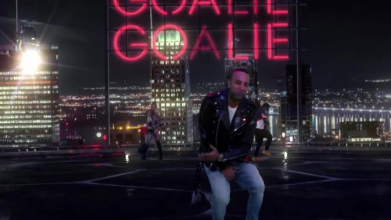 Arash Nyusha Pitbull Blanco Goalie Goalie Official video музыка lite