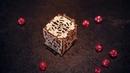 Dice Keeper Механическая деревянная коробочка, для хранения кубиков Новая коллекция Ugears для на