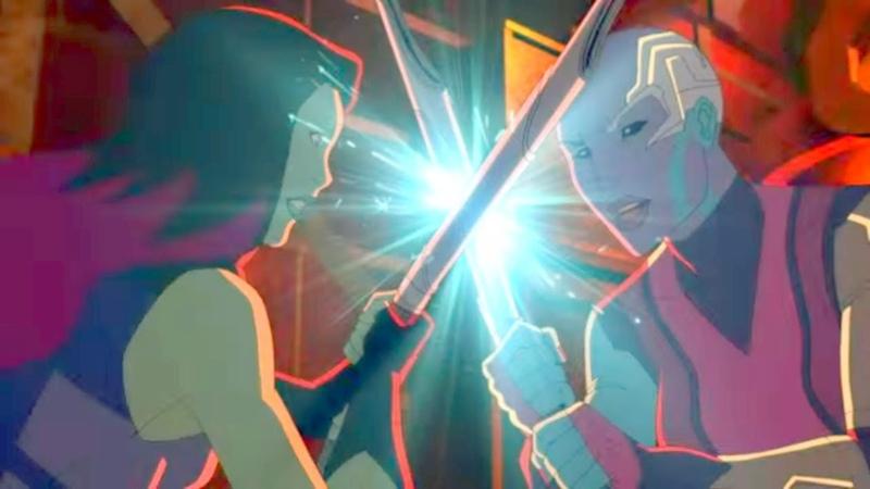 Стражи галактики - мультфильм Marvel – серия 15 сезон 1