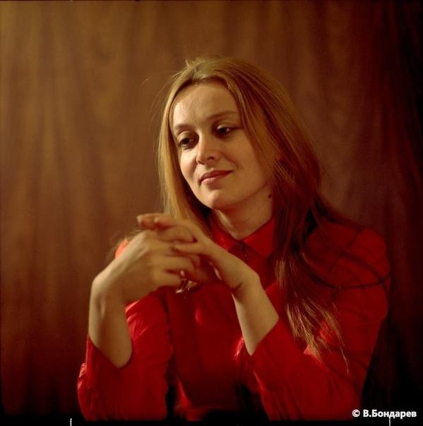 Подборка фото-портретов советских актрис. Автор: Владимир Бондарев.