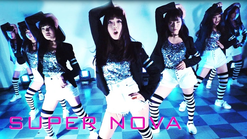 【MV】SUPER NOVA / マジェスティックメイツ【MAJESTIC MATES】